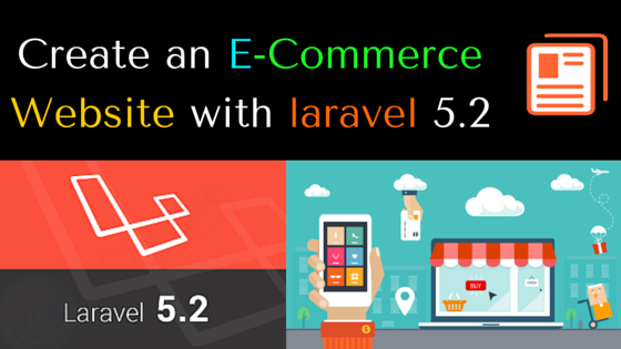 Create an E-Commerce Website with laravel 5 2 | Page 3 of 6 | Dunebook