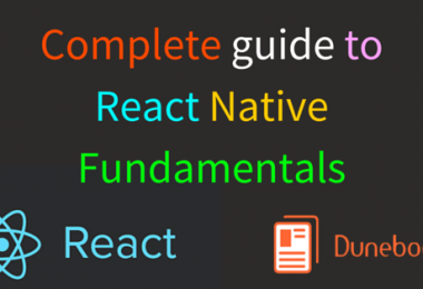Complete guide to React Native Fundamentals
