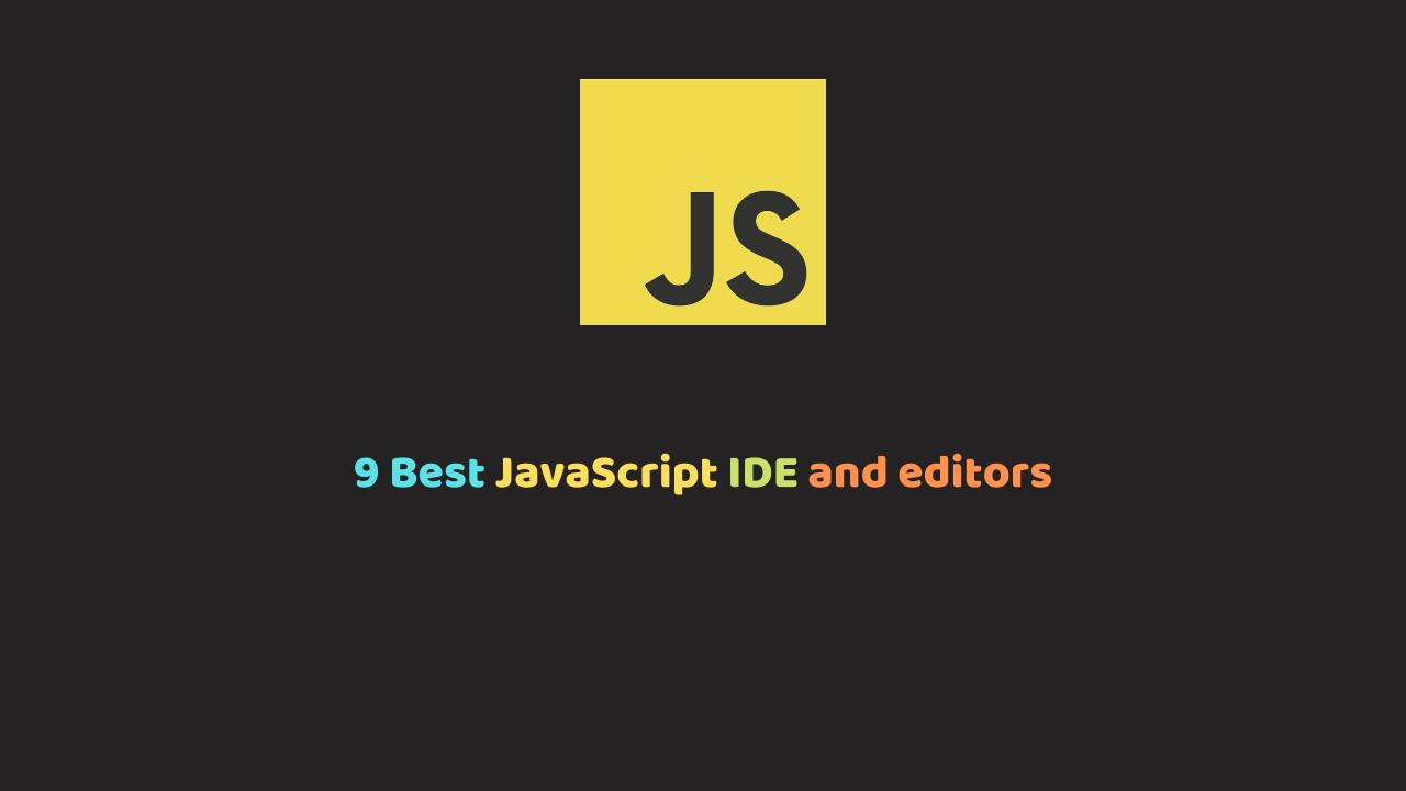 Javascript IDE