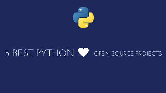python projects What are some good open source projects in python to contribute to and start learning python you can find projects in python.
