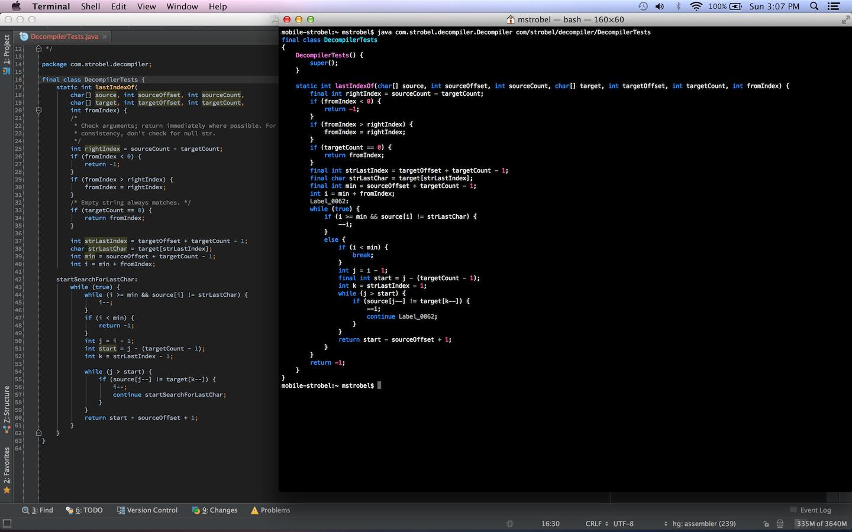 java decompiler mac