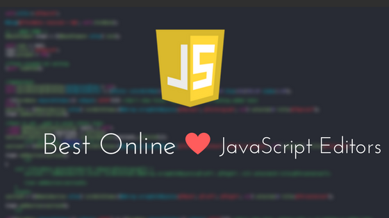5 best online JavaScript editor for web developers