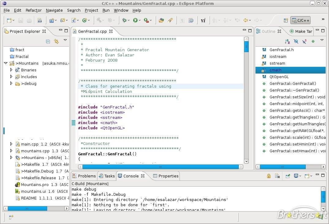Best Ide For C++ On Mac - ratemynormalhorse's blog