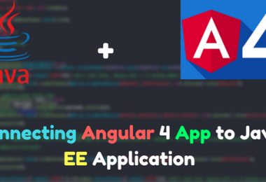 Connecting Angular 4 Application to Java EE Application