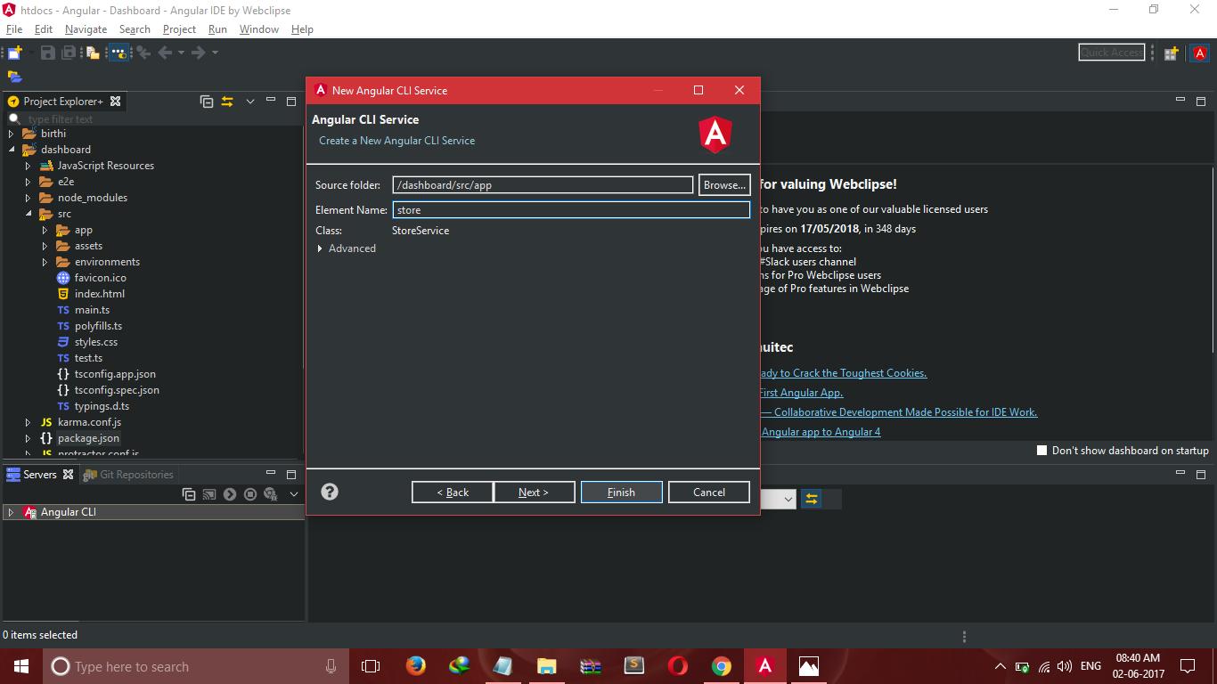 angular 4 service