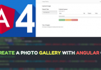 angular 4 photo gallery