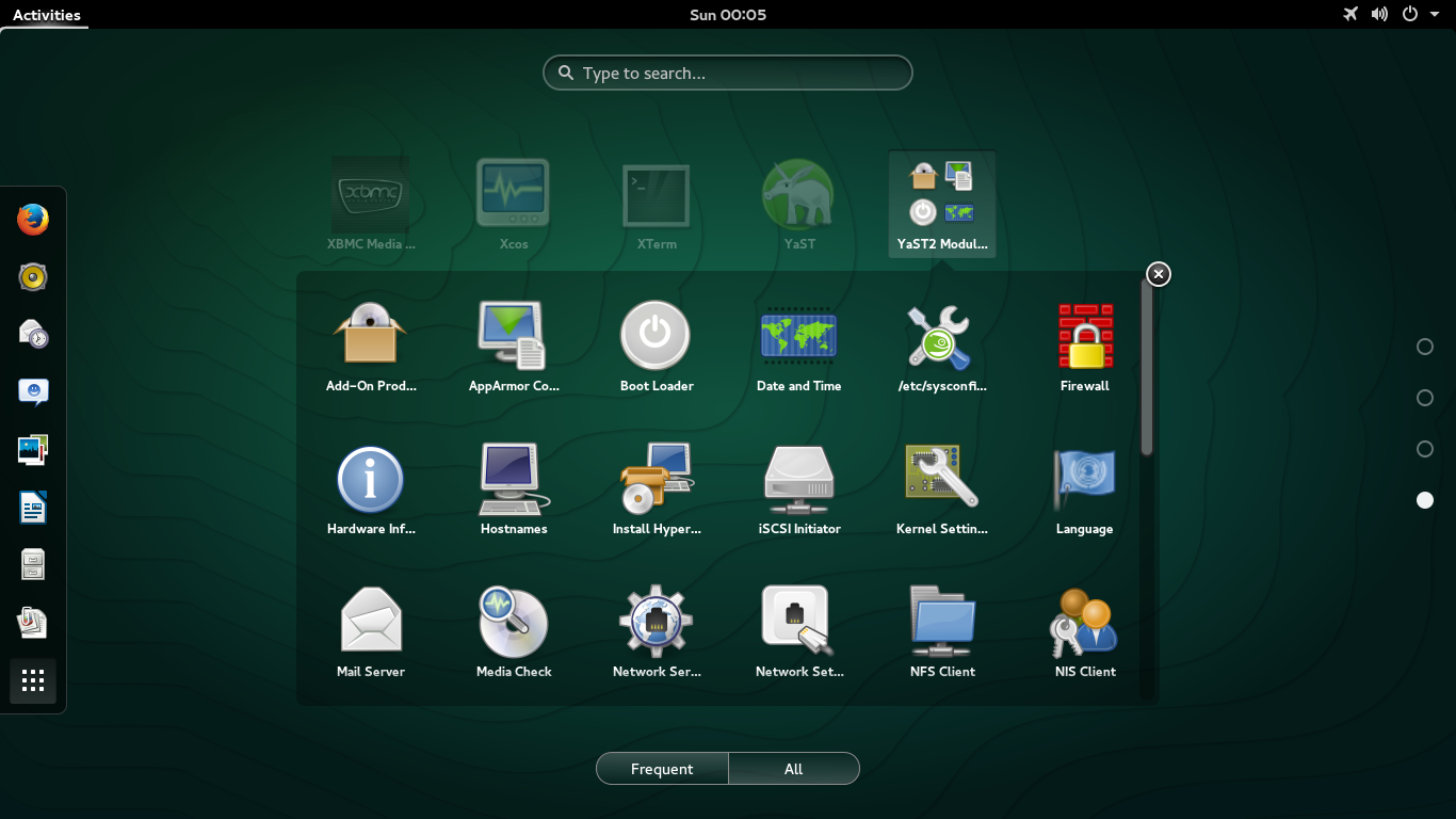 openSUSE  best linux distro