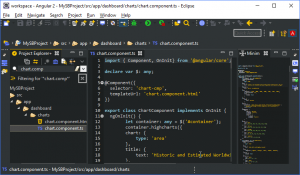 webclipse nodejs ide