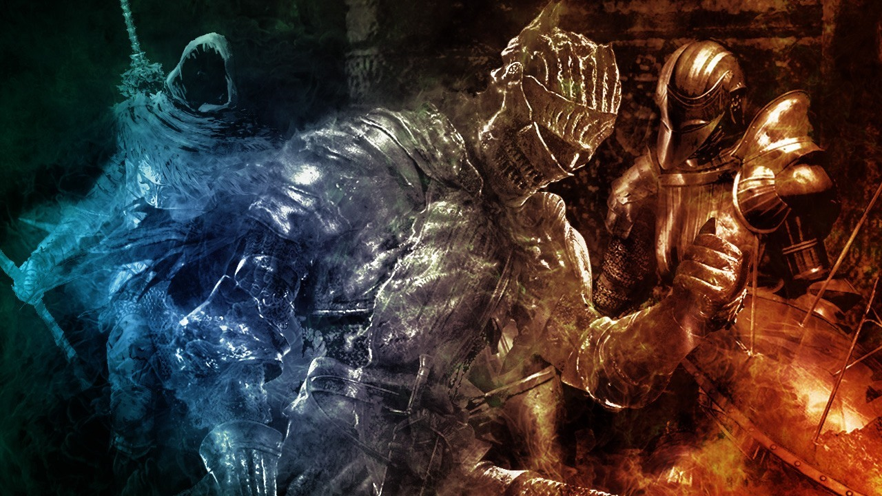 games like skyrim Dark Soul Series
