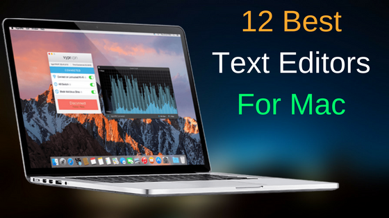 10 Best Text Editors for Mac 2019