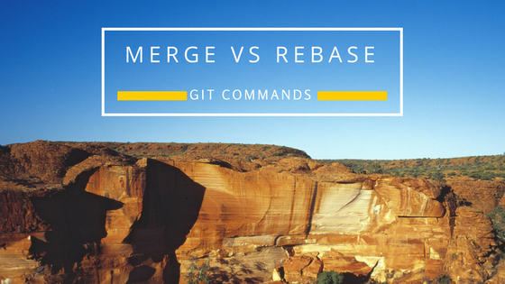 Merge vs Rebase