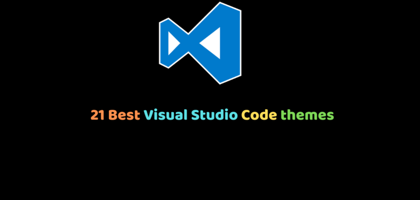 Visual Studio Code themes for Elegant look