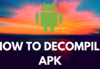 decompile apk