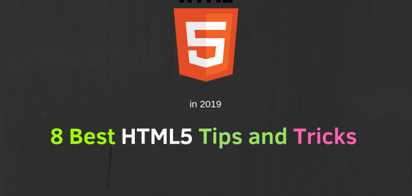 Html5 ttips and tricks
