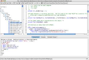 java compiler