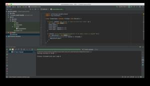 Intellij java compiler
