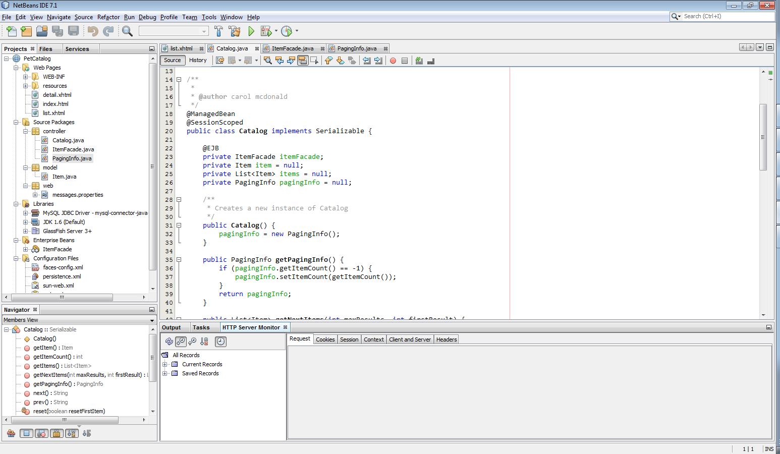 netbeans Java compiler