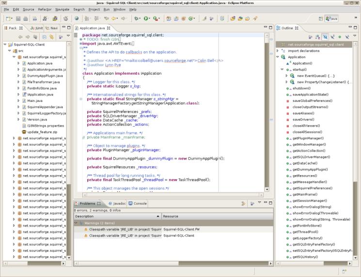 eclipse Java compiler