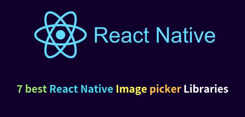 react native image picker