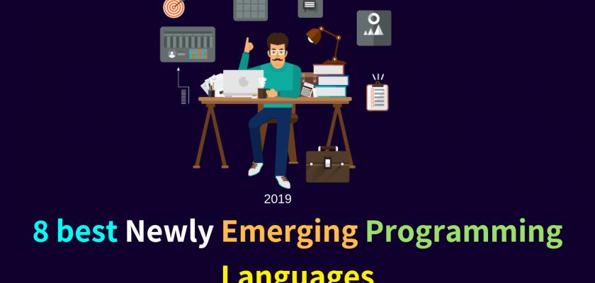 emrging programminng languages
