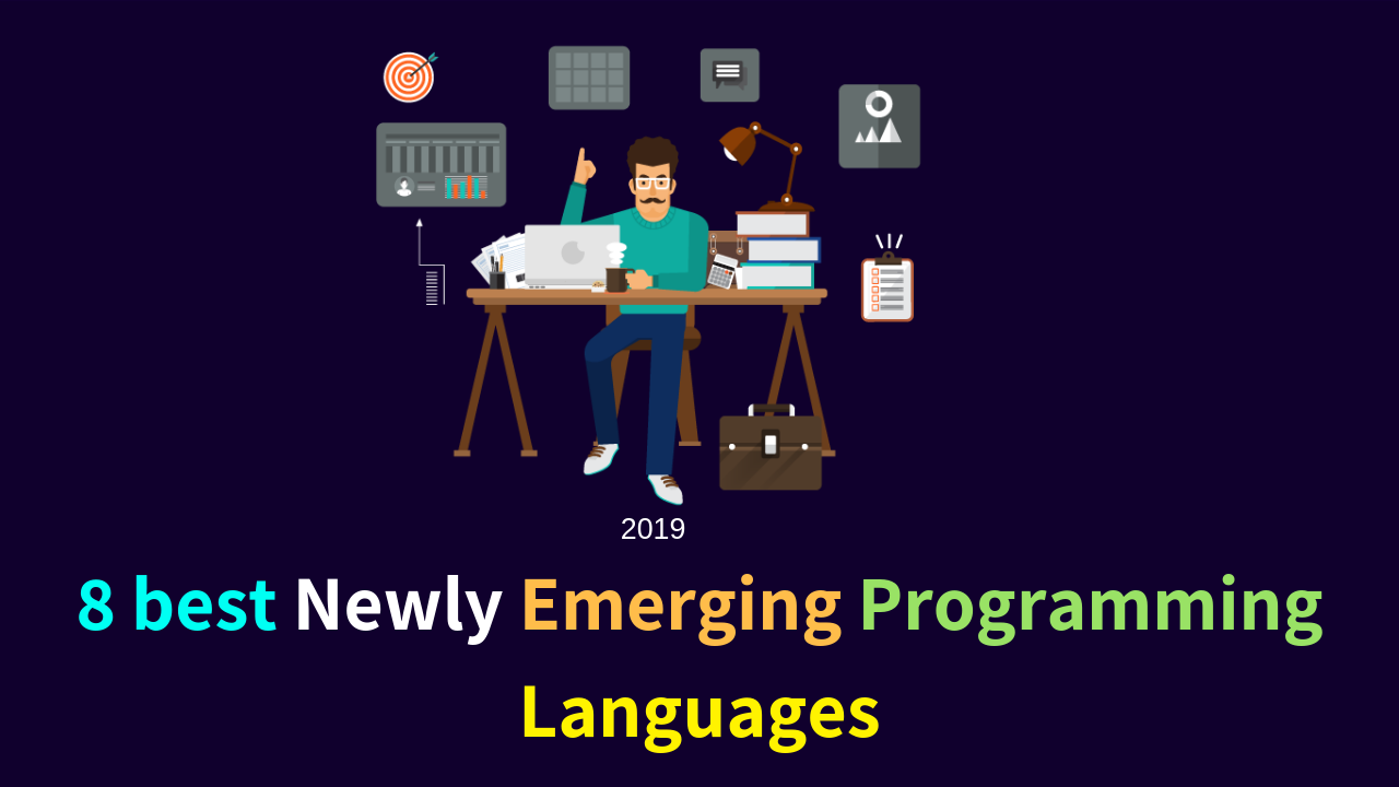 emrging programminng languages