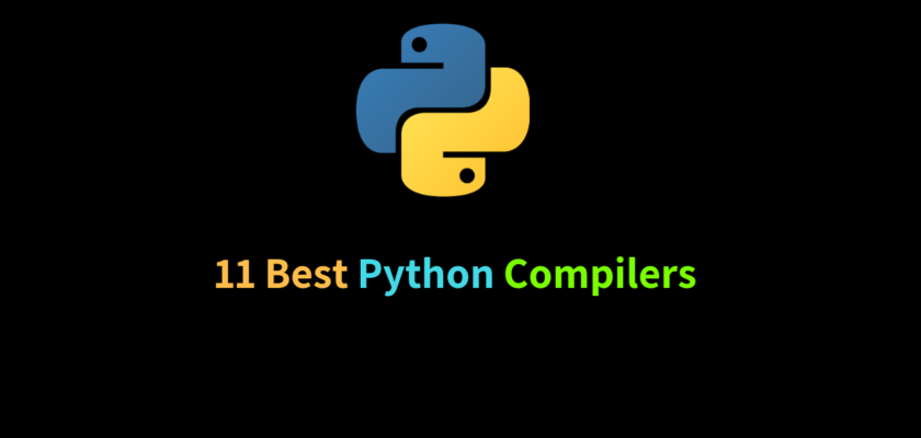 11 Best Python Compilers