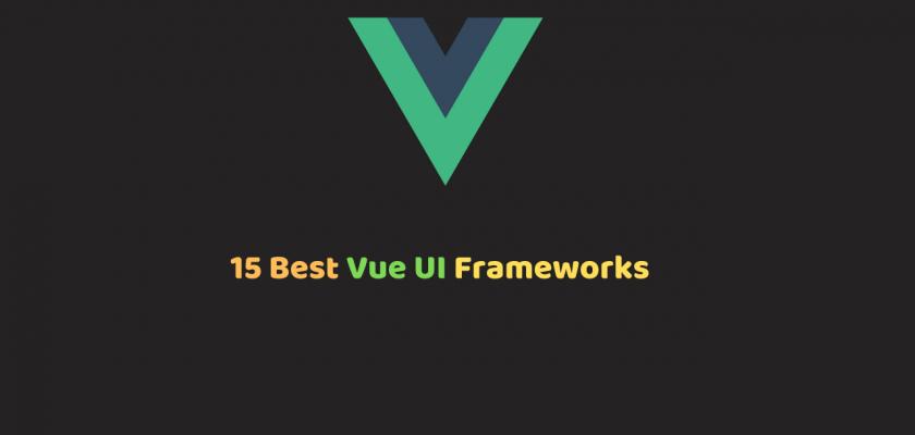 Vue UI Frameworks