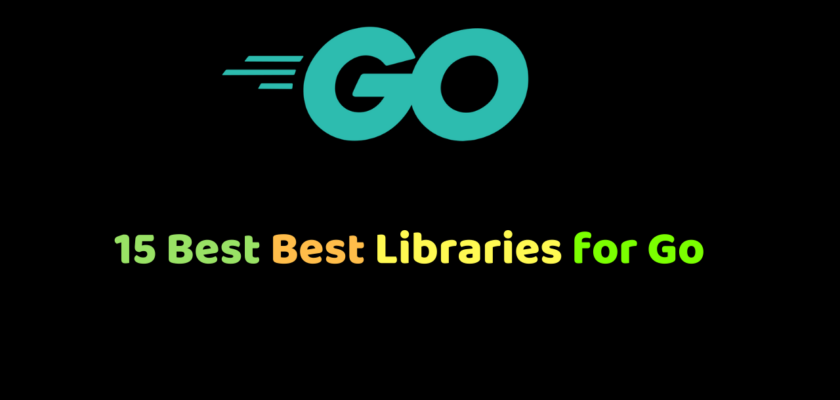 Libraries for Go