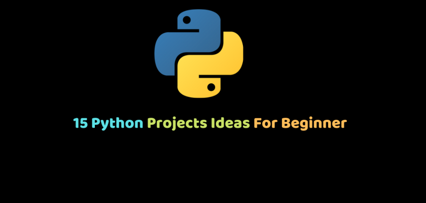 Python Projects Ideas