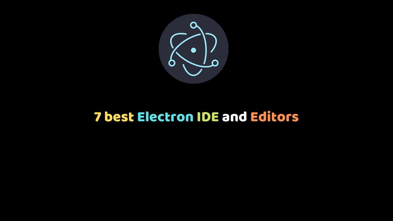 electron ide