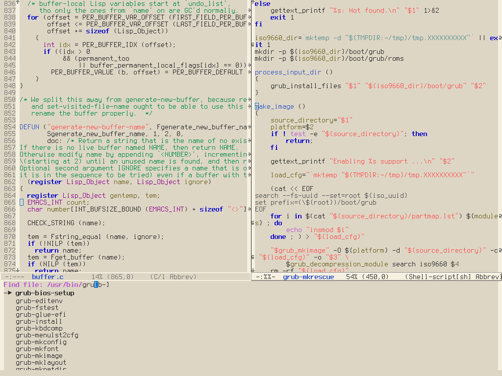 Alect themes Emacs Themes