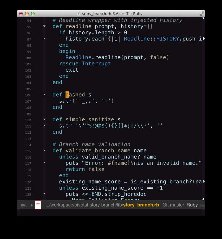 Emacs 24 theme
