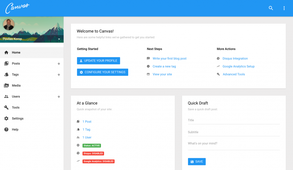 Laravel open-source Projects