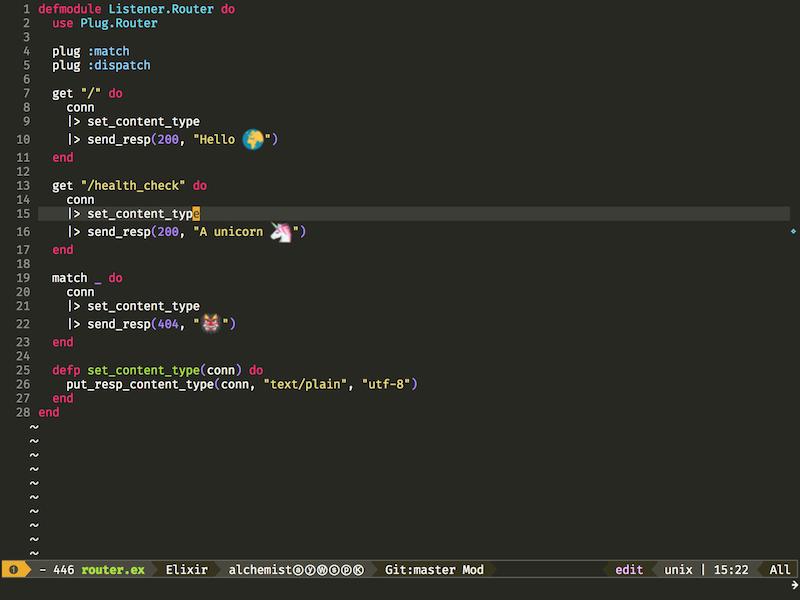 Monokai - Emacs themes