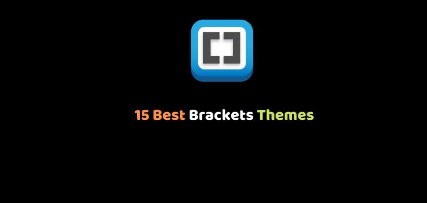 15 Best Brackets Themes