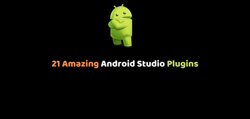 21 Amazing Android Studio Plugins