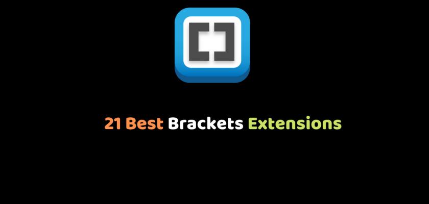 21 Best Brackets Extensions