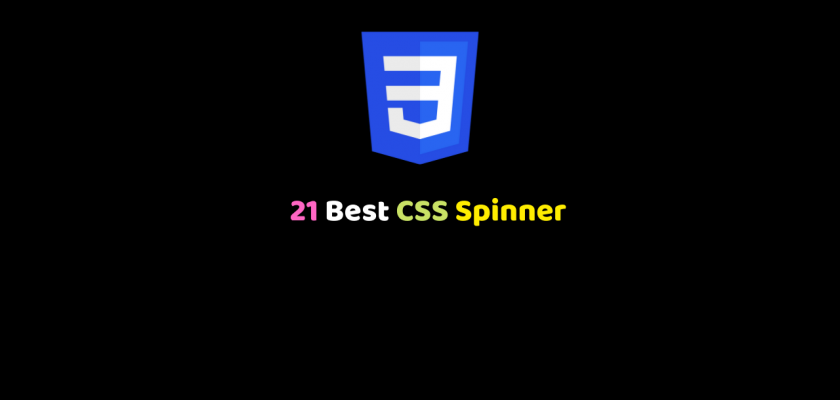21 Best CSS Spinner