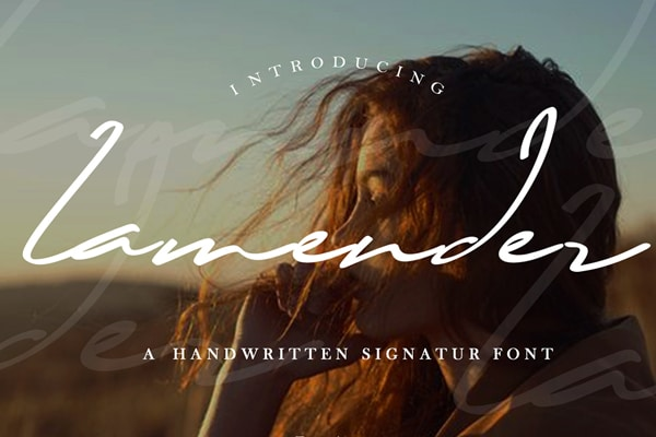 Hand-drawn Fonts
