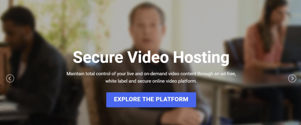 Dacast Video Hosting