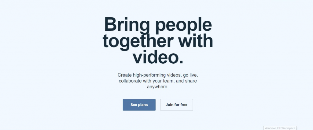 Vimeo Video Hosting