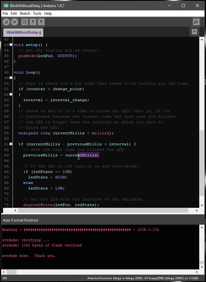 Arduino themes
