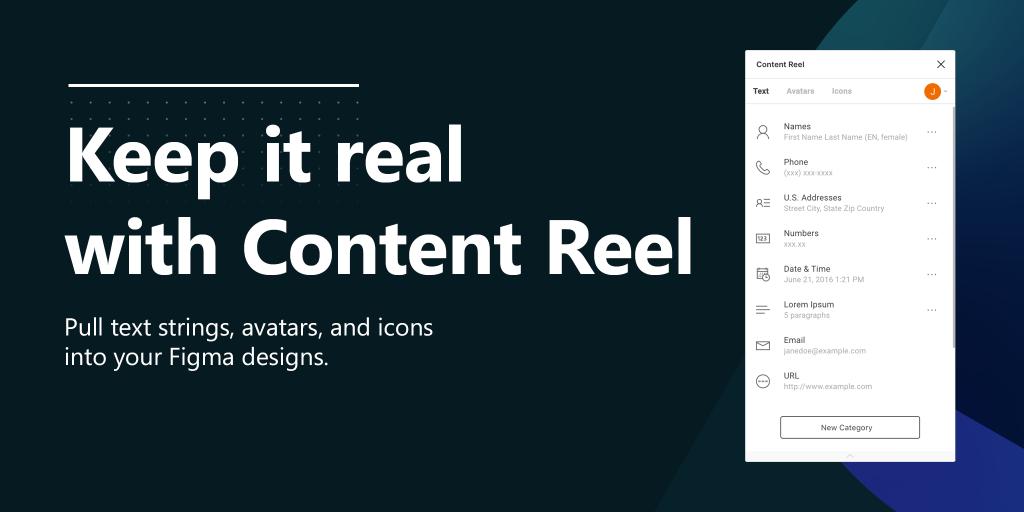 Content Reel