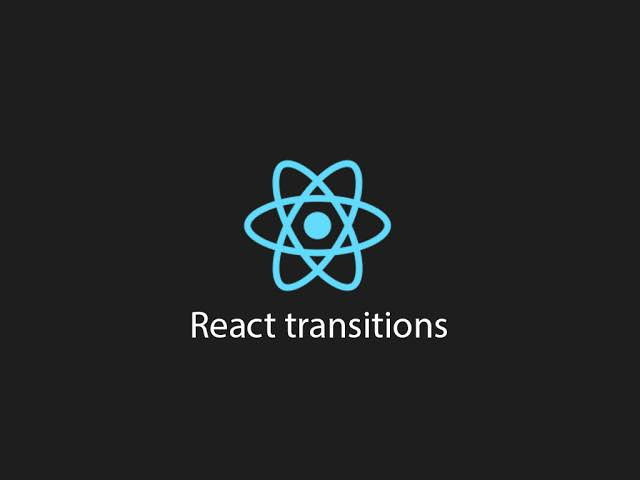 React Animation