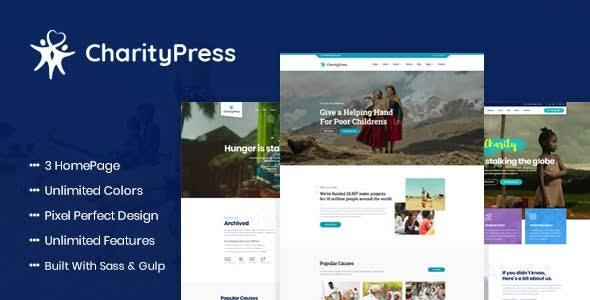 CharityPress