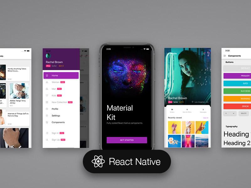 React Native themes